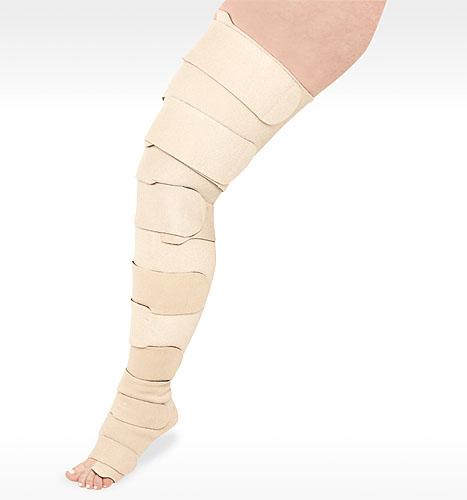 87fa2cb4b3 Juzo Full Leg Compression Wrap | Lymphedema Products