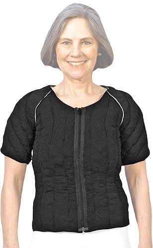 233bfc0935 Solaris Tribute Short Sleeve Shirt | Lymphedema Products
