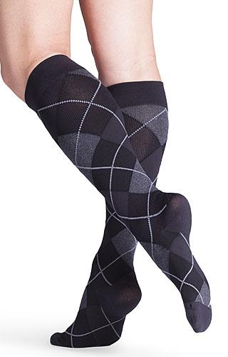 6ee9cb917 Sigvaris 830 Microfiber Shades Knee-High Stockings