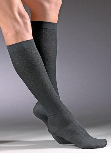 Jobst Activa Sheer Therapy Diamond Dress Socks