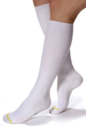 77af5b2652e Jobst Women s Athletic SupportWear Socks by BSN Jobst